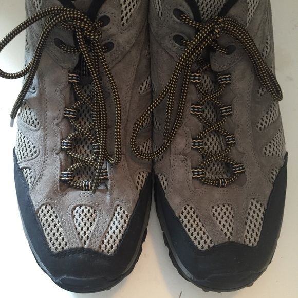 5652aa9fdff Merrell Continuum Walnut Hiking Shoes 13 J80433